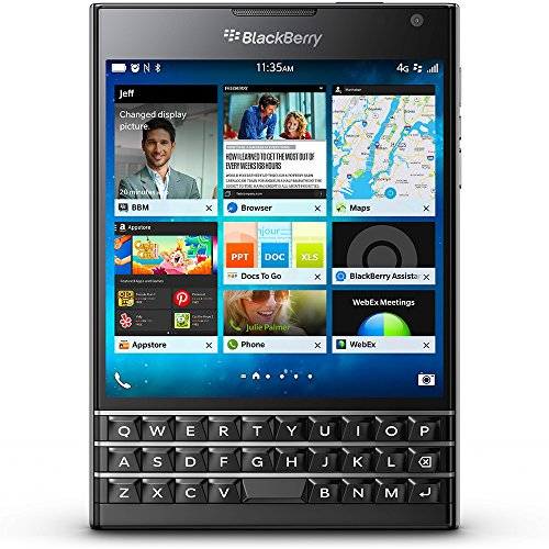 BlackBerry Passport(SQW-100-1)SIMフリー