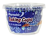 reynolds tray - Reynolds Baking Cups (Party Variety Pack, 36, Pack of 24)
