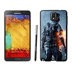 New Personalized Custom Designed For Samsung Galaxy Note 3 N900A N900V N900P N900T Phone Case For Battlefield 4 Game Phone Case Cover