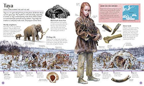 A Child Through Time: The Book of Children's History by DK Children (Image #2)