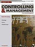Anwendungssysteme Im Controlling: Was Treibt Die Entwicklung?, , 3409125213