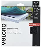 "VELCRO Brand - Extreme Outdoor - Extreme - 1"" Wide Tape, 10' - Black"