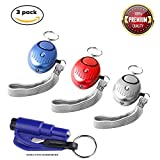 Safe Personal Alarm for Woman Keychain - Safesound Personal Protection Alarms for Women, Safety, Safe Sound Personal Alarm Device
