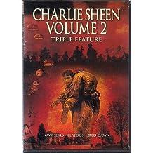 Charlie Sheen Volume 2 Triple Feature Navy Seals / Platoon / Red Dawn