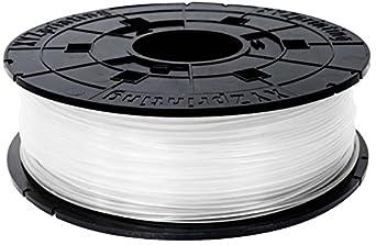 XYZprinting RFPLAXEU00E Filamento PLA 600 g, Giallo Chiaro RFPLAXUS00C