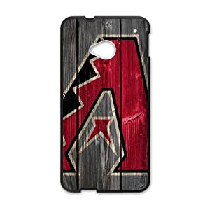 SVF Arizona Diamondbacks Cell Phone Case for HTC One M7