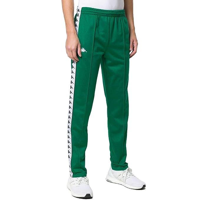Amazon.com: Kappa Banda ASTORIAZZ - Pantalón deportivo con ...