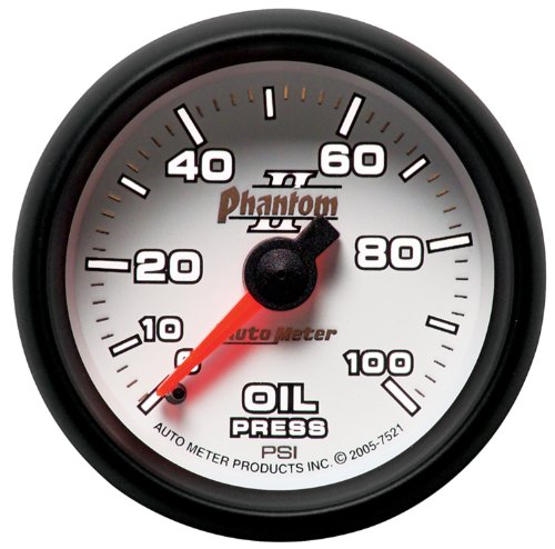 autometer oil pressure gauge installation instructions