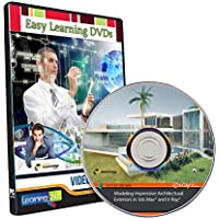 Easy Learning Creating Impressive Architectural Exteriors Visualization in 3ds Max and V-Ray (DVD)
