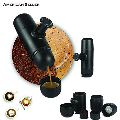Espresso Machine - Outdoor Mini Espresso Coffee Maker - E...