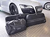 Audi R8 Coupe Luggage Baggage Bag Case Set Models to 2015