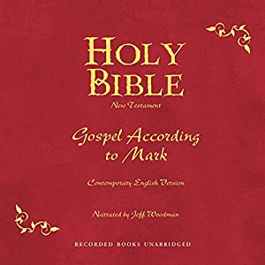 review the gospel according to mark The book of mark is a gospel that contains narrative history, sermons, parables,  and some prophetic oracles this gospel has somewhat of an emphasis in.