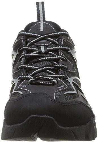 Merrell Capra Sport - Botas de Senderismo de material sintético hombre negro - Noir (Black/Wild Dove)