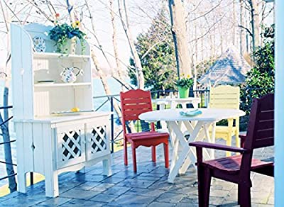 Uwharrie Chair Co Outdoor Hutch