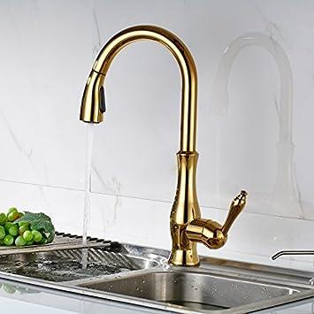 Timaco Küchenarmatur Einhand Wasserhahn Waschtischarmatur Armatur ...