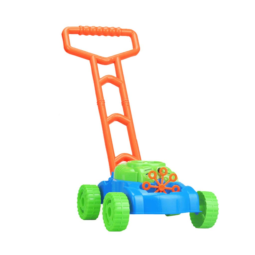 Top 6 Best Bubble Lawn Mower for Kids & Toddlers (2019 Reviews) 3