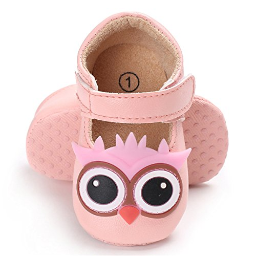 Pictures of Meckior Infant Baby Boys Girls Soft Sole 7