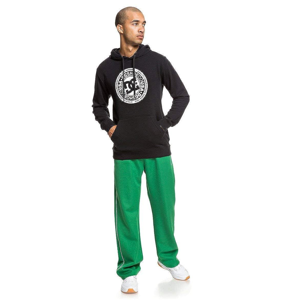 DC Mens Circle Star Pullover