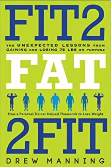Fit2Fat2Fit Unexpected Lessons Gaining Purpose ebook product image