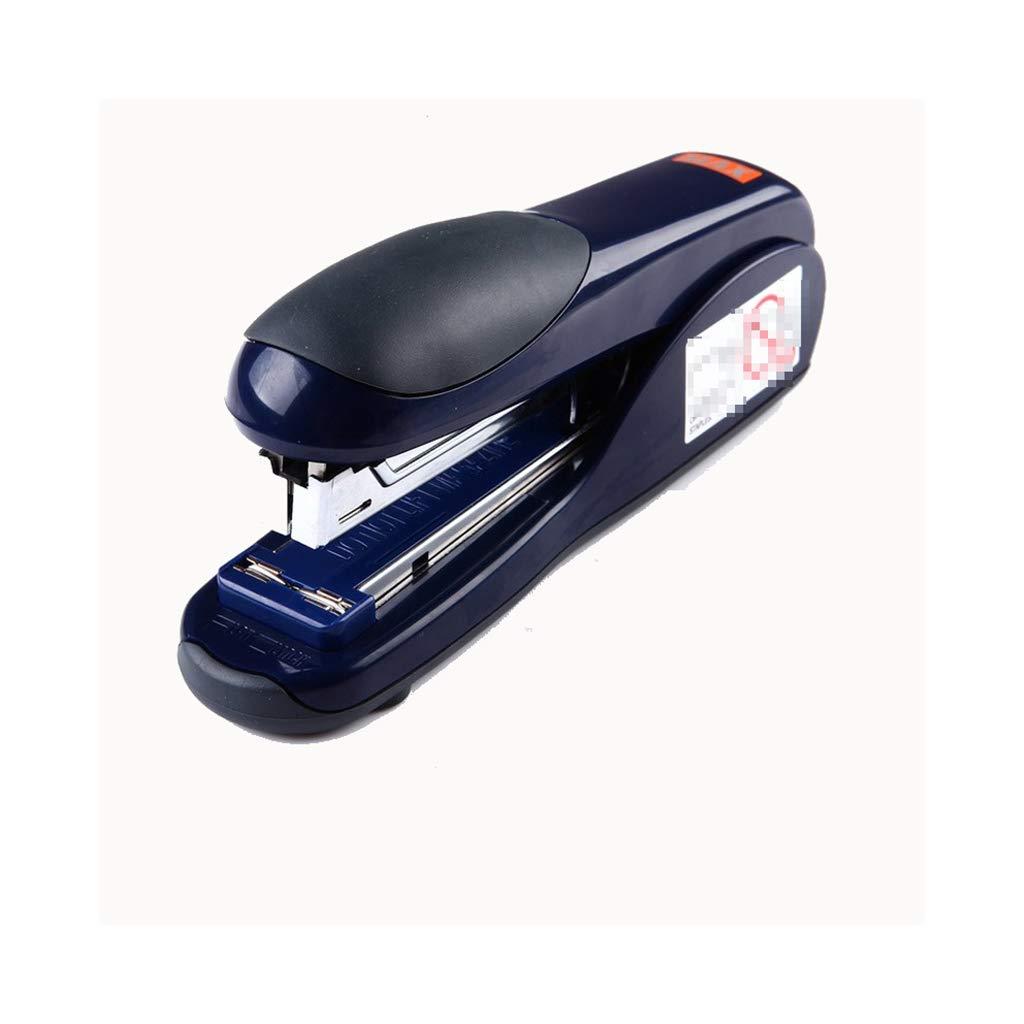 Grapadora de Capacidad, 30 Hojas de Capacidad, de Utiliza Grapas de 24/6 mm - Azul, 38  185  75 mm (Color : Azul) 1a90d2