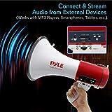 Pyle Megaphone 50-Watt Siren Bullhorn - Bullhorn