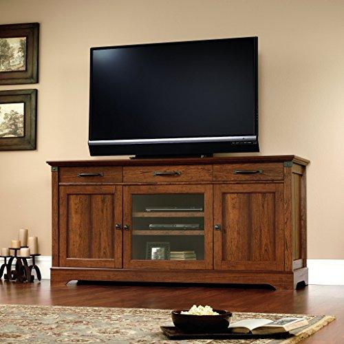 sauder-carson-forge-tv-stand-in-washington-cherry