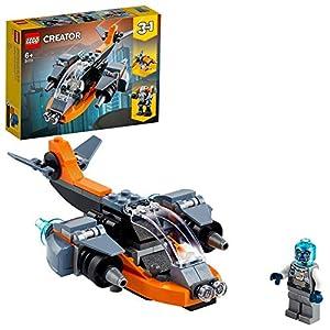 LEGO Cyber Drone Building Blocks...