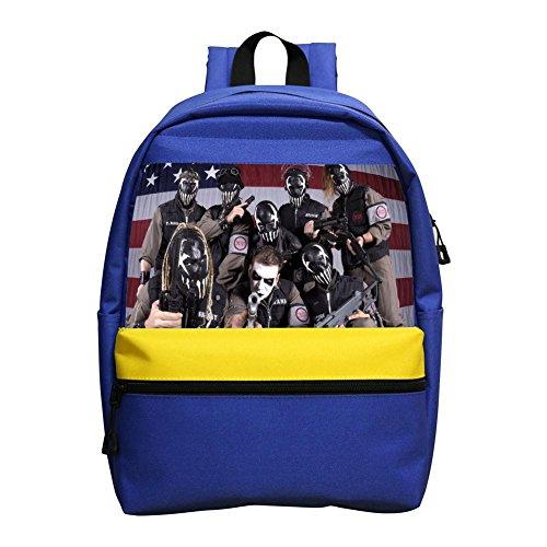 Mushroomhead Thematic Mini Backpack Kid Daypack Unisex Children Kindergarten Bag