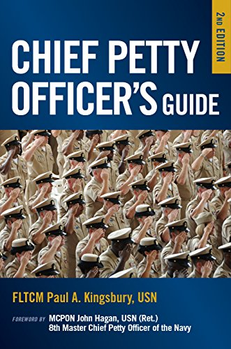 Chief Petty Officer's Guide, 2nd Edition (Blue & Gold)