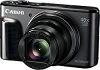 Canon SX720 Camera - Black