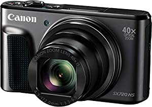 Canon SX720 Camera - Black