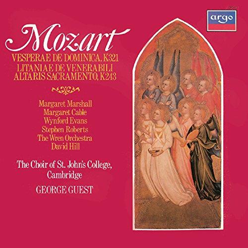 Mozart: Litaniae de venerabili altaris sacramento in E flat, K.243 - 5. Tremendum ac vivificum (Sacramento K St)