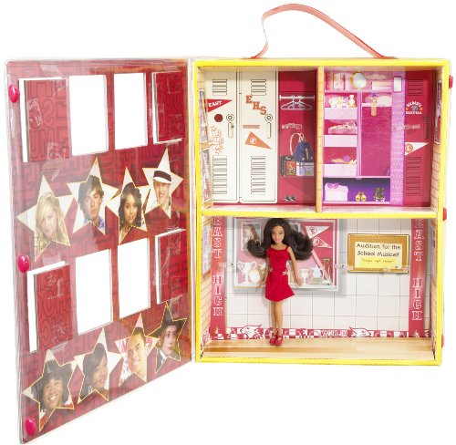 High School Musical East High Yearbook Club Playset