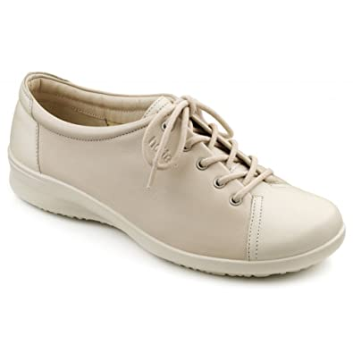 26959410f7ec Hotter Dew Shoes Extra Wide   7   Beige  Amazon.co.uk  Shoes   Bags