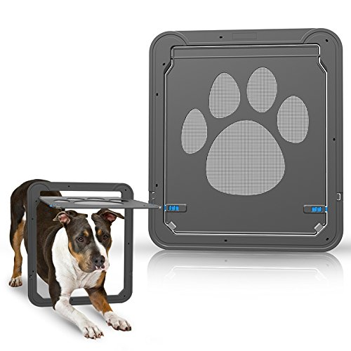 (Namsan Pet Screen Door - Pet Window Screen Dog Door Screen Door for Cats)