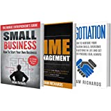 Entrepreneurship: The Definitive Beginner's Bundle: How To Become An Entrepreneur And Master The Fundamentals With These Essential Guides (Entrepreneurship, ... Business, Negotiation, Time Management)