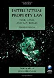 img - for Intellectual Property Law: Text, Cases, and Materials book / textbook / text book
