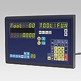 BiGa TOP20-2L 2 axis Lathe digital readout display DRO