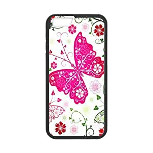 Fashion butterfly Personalized iPhone 4s Case Cover