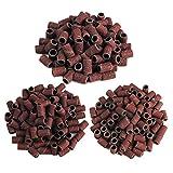 "Coscelia Electric Pen Nail Drill Sanding Bands Bits Manicure Kit Set … (300pcs/80""120""180"")"