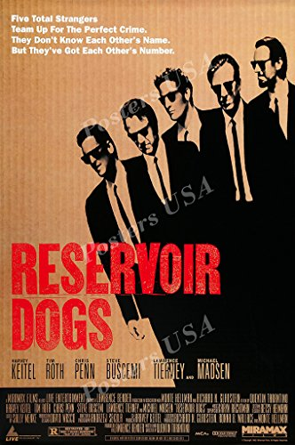 Posters USA - Reservoir Dogs Movie Poster GLOSSY FINISH - MOV111 (24