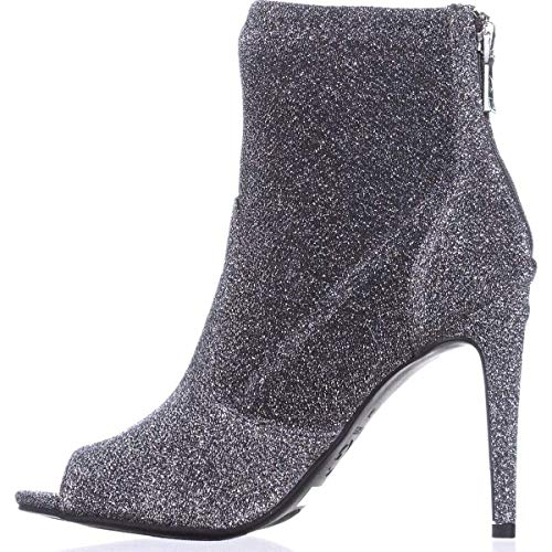 4e3ce0cb33f G by Guess Womens Bex Open Toe Ankle Fashion Boots