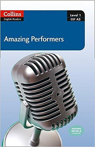 Amazing Performers: B1 por Jane Rollason epub