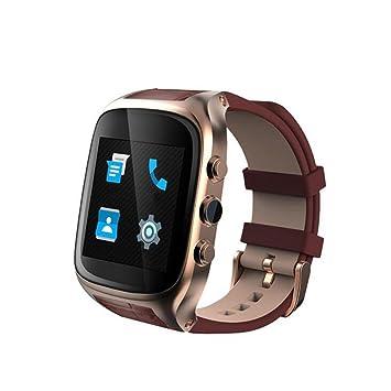 Reloj inteligente de doble núcleo Andrews reloj inteligente reloj 8G + 1G tarjeta de memoria 3G
