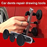 Sedeta Car Panel Dent Remover Lifter Puller Bridge PDR Paintless Repair Tool With Screw repair dent removal tool Bridge PDR Paintless Repair Tool With Screw repair dent removal tool kit