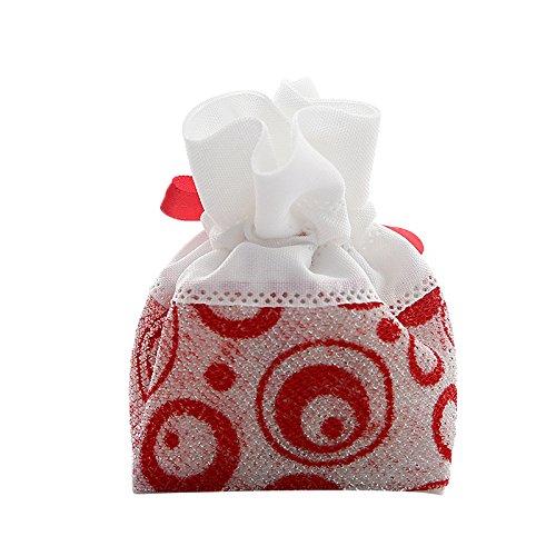 YAZILIND fiesta de boda favores dulces bolsas de boda ...