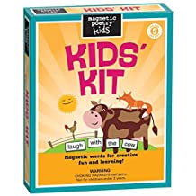 Kid's Kit: Magnetic Words for Creative Fun and Learning!