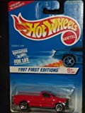 hot wheels ford f 150 - 1997 First Editions #2 Ford F-150 #513 Mint 1:64 Scale