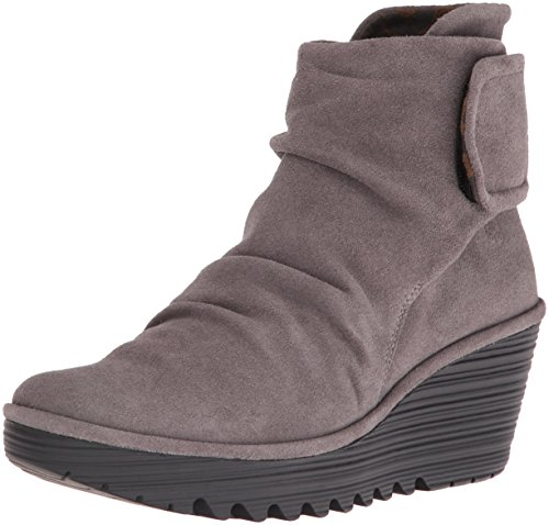 Short London Ladies Yegi689fly Short Boots Grigio (cenere 005)
