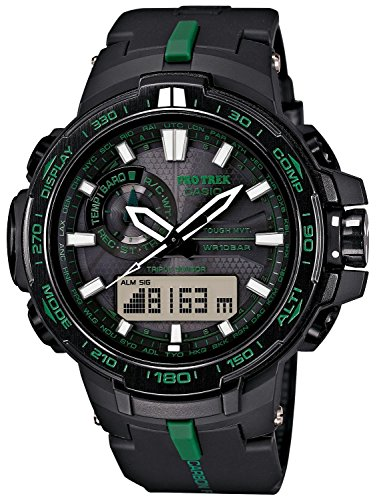 CASIO Watch PRO TREK RM Series Triple Sensor Ver.3 PRW-S6000Y-1AJF Men